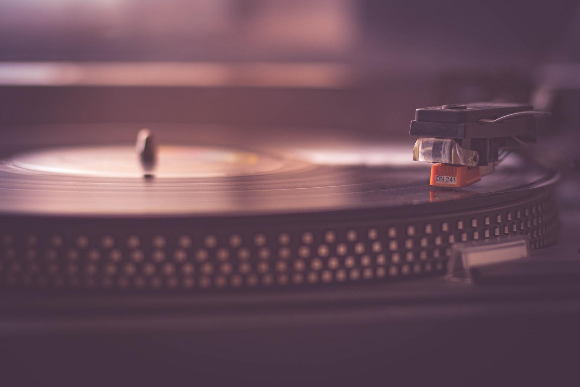Rückkehr des Vinyl